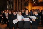 Carols at Lincoln Cathedral